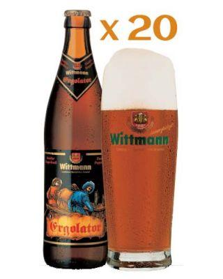Ergolator, Wittmann x 20 bott.