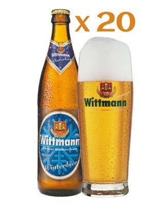 Winterbier, Wittmann x 20 bott
